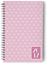 Minted Pinky Fan Self-Launch Notebook