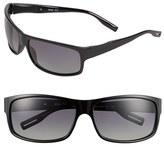 BOSS 65mm Polarized Sunglasses