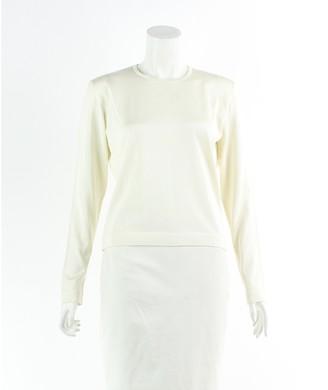 Hermes Ecru Silk Jumpsuits