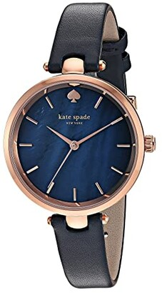 Kate Spade Holland Watch - KSW1157 (Navy/Rose Gold) Watches