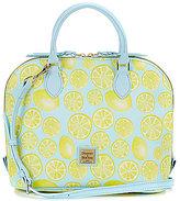 Dooney & Bourke Limone Collection Zip Zip Lemon Satchel