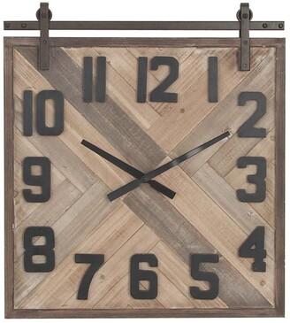 Willow Row Wall Clock
