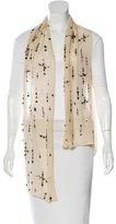 Ann Demeulemeester Embellished Open Front Vest