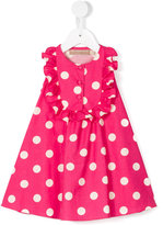 La Stupenderia polka dot print dress