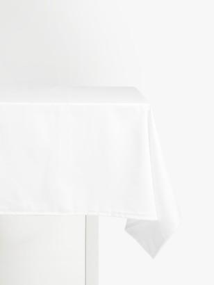 John Lewis & Partners Cotton Mix Tablecloth