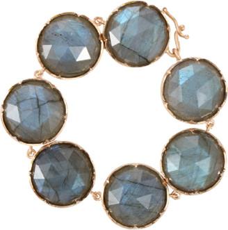 Irene Neuwirth Jewelry Rose Cut Labradorite Bracelet