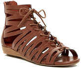 Mia Salena Wedge Gladiator