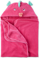 Carter's Hooded Cotton Fish Towel, Baby Girls (0-24 months)