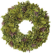 OKA Faux Succulent Wreath