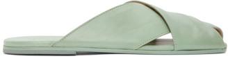 Marsèll Green Spatola Sandals