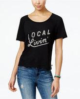 Roxy Juniors' Local Livin' Graphic T-Shirt