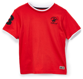 Beverly Hills Polo Club Collegiate Red Jersey Tee - Toddler & Boys
