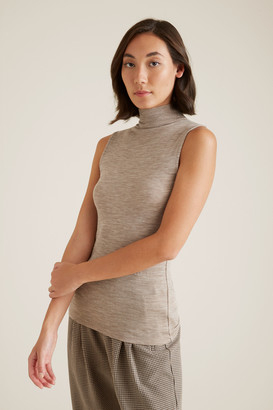 Seed Heritage Sleeveless Knit Top