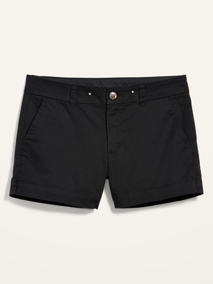 Old Navy Mid-Rise Everyday Shorts for Women -- 3.5-inch inseam