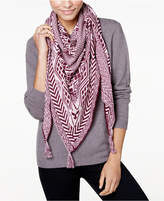 INC International Concepts I.n.c. Outwest Knit Triangle Scarf, Created for Macy's