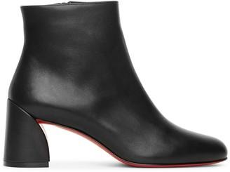Christian Louboutin Turela 55 calf ankle boots