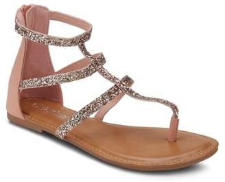 OLIVIA MILLER Gluten Free Gladiator Sandal