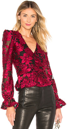House Of Harlow x REVOLVE Solana Blouse