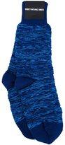 Issey Miyake melange socks