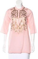 Figue Embellished Lightweight Tunic
