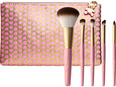 Too Faced Teddy bear hair 5-piece brush set
