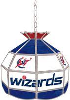 "Washington Wizards 16"" Tiffany-Style Lamp"