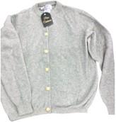 Ballantyne Grey Cashmere Knitwear for Women