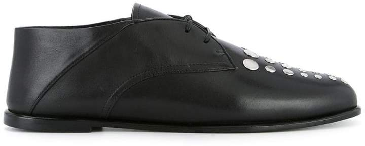 Alexander Wang studded lace-up shoes