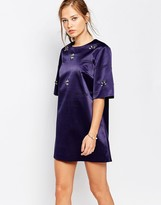 Keepsake Embellished Tunic Dress
