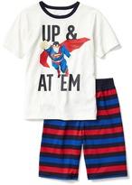 GapKids | DC superhero short PJ set