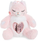 Under One Sky Plush Kitty Backpack