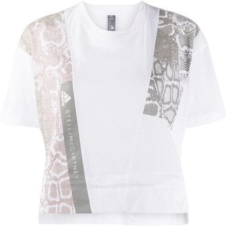 adidas by Stella McCartney graphic print T-shirt