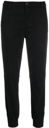 J Brand Arkin zipped ankle trousers