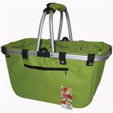 Asstd National Brand JanetBasket Lime Aluminum-Frame Basket-Large