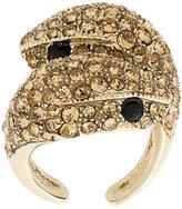 Roberto Cavalli snake ring