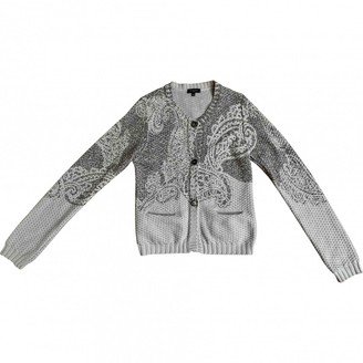 Etro Grey Wool Knitwear for Women