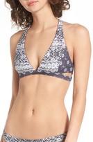 Rip Curl Women's Mirage Moondust Reversible Bikini Top