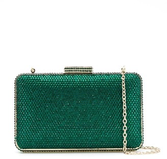 Serpui Marie Crystal Clutch