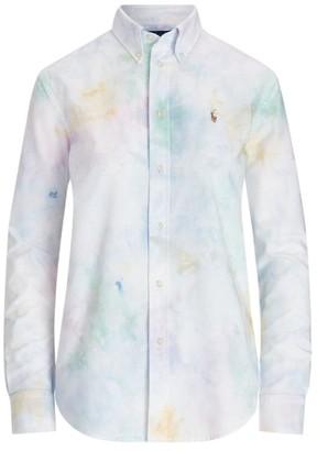 Polo Ralph Lauren Tie-Dye Button-Up Shirt