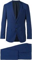 HUGO BOSS classic suit - men - Virgin Wool/Cupro - 54