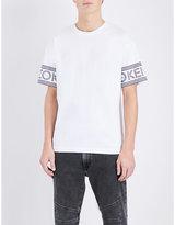 Kenzo Logo-print Cotton-jersey T-shirt