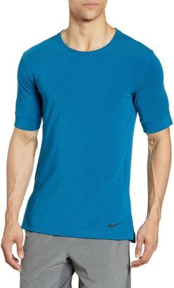 Nike Dri-FIT Transcend Yoga T-Shirt