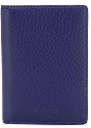 Mulberry Foldover Top Wallet