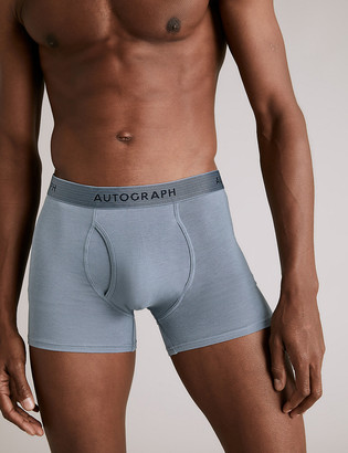 Marks and Spencer 3 Pack Premium Cotton Supersoft Trunks