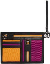 Kenzo Pink and Orange Kombo Pouch