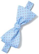 J.Mclaughlin Italian Linen Bowtie in Mini Bloom