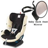 Peg Perego Primo Viaggio Convertible Car Seat w Back Seat Mirror - Paloma by