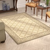 """BEIGE Costillo Indoor/Outdoor Area Rug Astoria Grand Rug Size: Rectangle 4' x 5'7"""""""