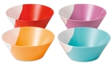 Royal Doulton 1815 Outdoor Living Collection Melamine 4-Pc. Cereal Bowl Set