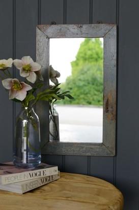 Sg SG - Wooden Mirror Frame